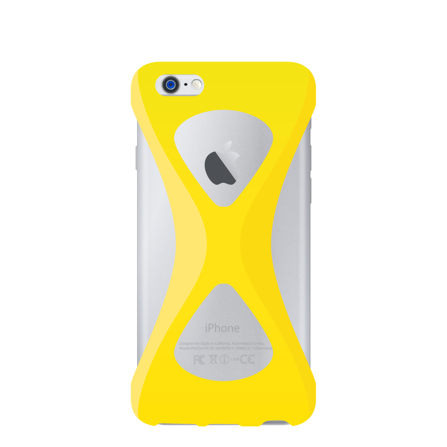 Palmo for iPhone6 Yellow