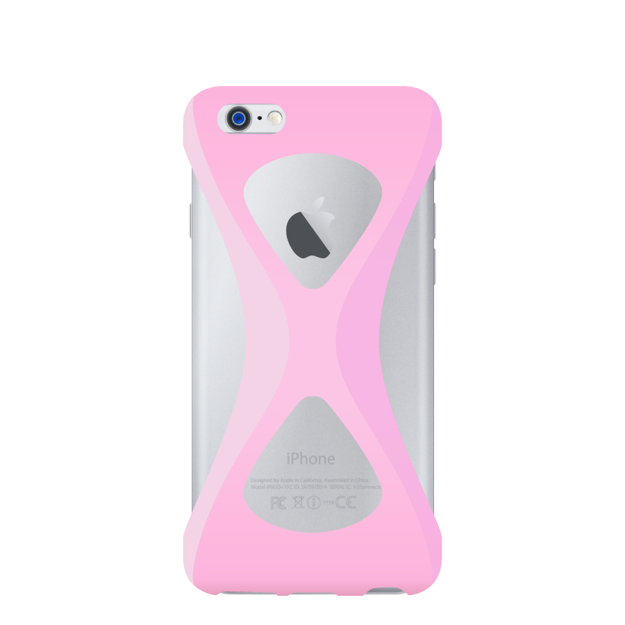 Palmo for iPhone6 Light Pink
