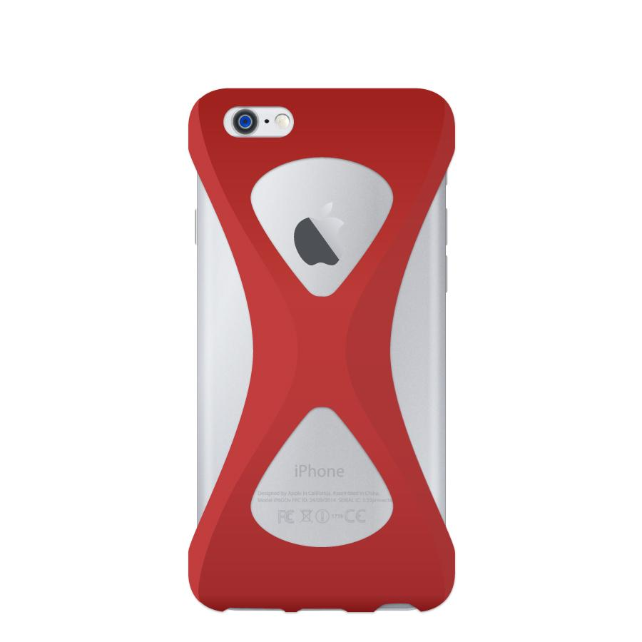 Palmo for iPhone6 Red