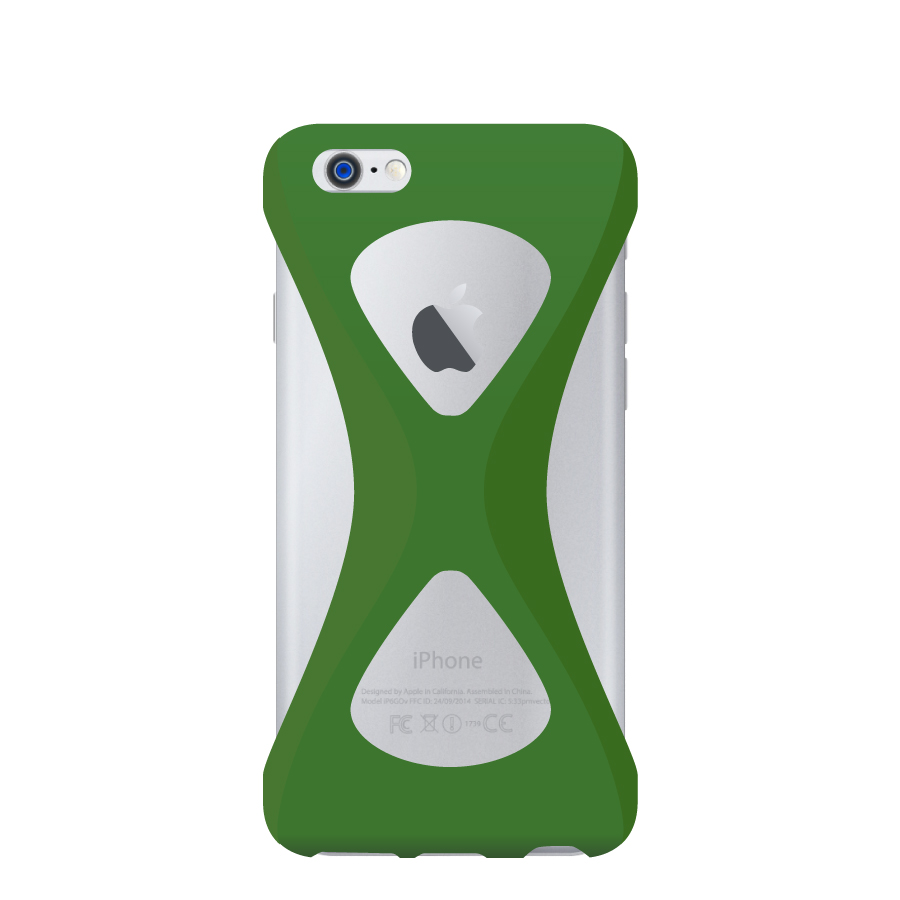 Palmo for iPhone6 Green