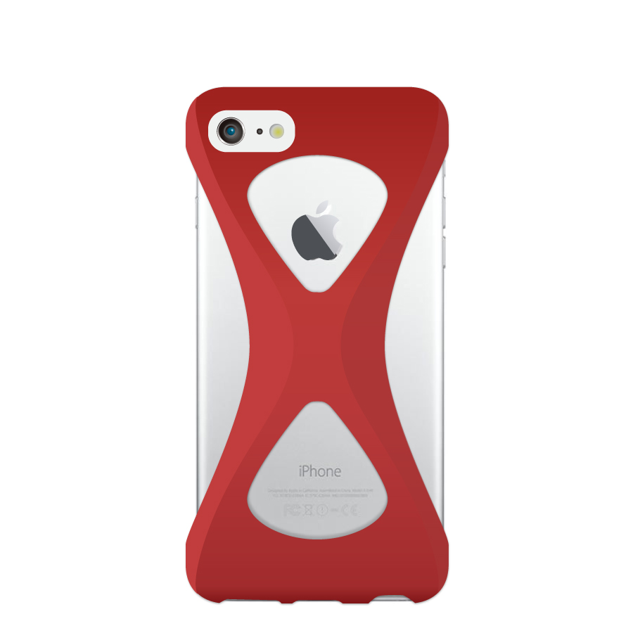 Palmo for iPhone7 Red